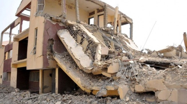 Wall collapses, kills 7-day-old baby in Niger