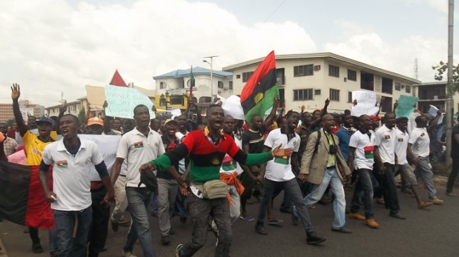 Biafra agitations aimed at overthrowing Buhari, says northern coalition