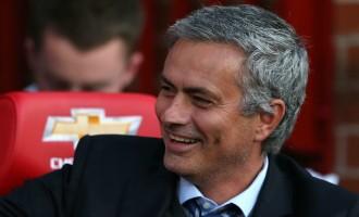 'Simply the best': Man U unveil Mourinho
