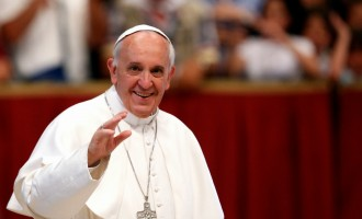 Climate change and food security: Even the Pope can hear the earth cry