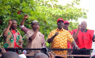 Workers choose FG's N145/litre over NLC strike