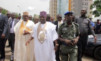 After meeting IBB, Sheriff says 'it's time to put PDP in shape'