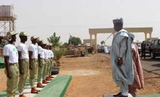 MEANWHILE… Tambuwal increases corpers' allowances