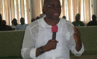 Fayose to FG: Declare state of emergency on agriculture – NOT in Ekiti