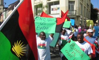 Britain using Nigerian govt to suppress quest for Biafra, says IPOB