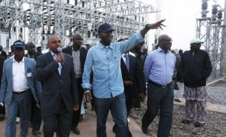 Fashola: They teach you how to generate power but not how to deal with vandalization