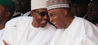 Saraki will not run against Buhari in 2019 'out of respect'