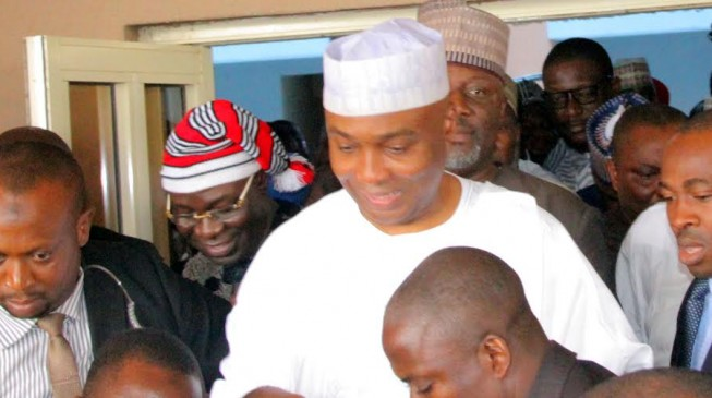 Saraki leads senators on three-day trip to Germany
