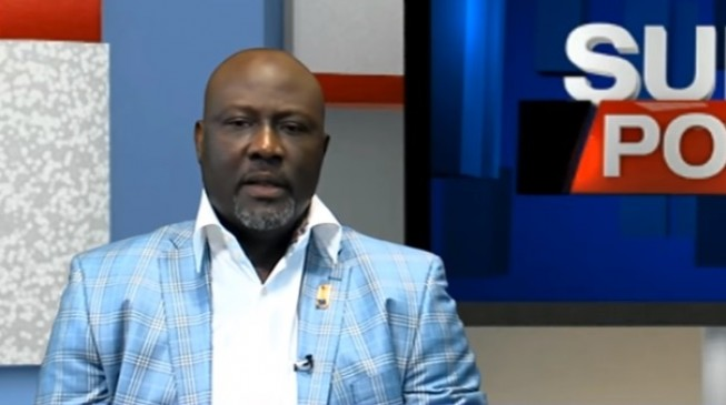 I'm ambitious, I want to be president, says Melaye