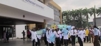 Health sector crisis deepens as doctors oppose JOHESU's equal pay demand