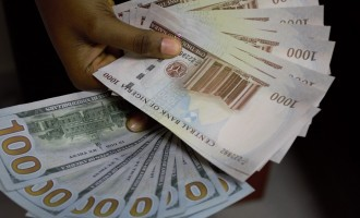 Naira strengthens against dollar at interbank market