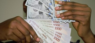 Efforts to save the naira have crumbled, says IMF