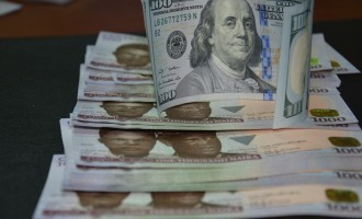 Naira sinks to fresh record low as CBN boosts liquidity