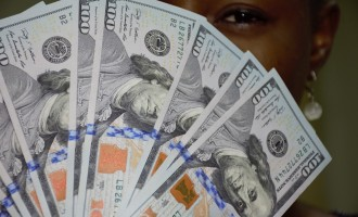 Dollar smiles while sterling scowls