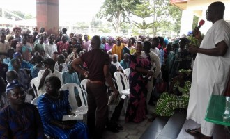 'Frustrated' parents beg Fayose to pay teachers