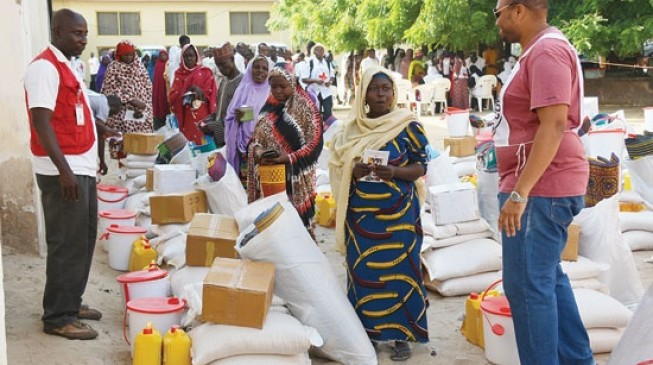 Laolu Akande: New distribution method will curb diversion of IDP relief materials