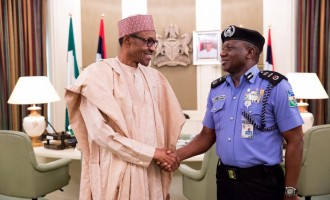 IGP to Nigerians: Support Buhari to carry on with fight against corruption