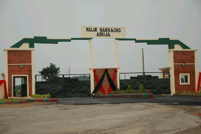 Kuje Barracks