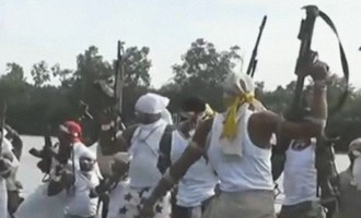Militants invade Ogun community, kill three policemen, four residents