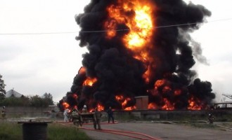 Avengers resume hostilities, blow up 5 pipelines
