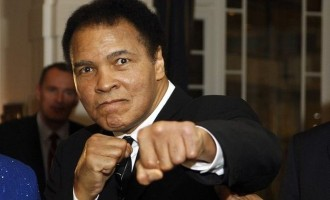 Muhammed Ali 'The Greatest' bows out at 74
