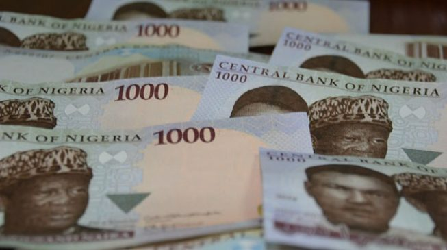 Naira stable as CBN holds rates