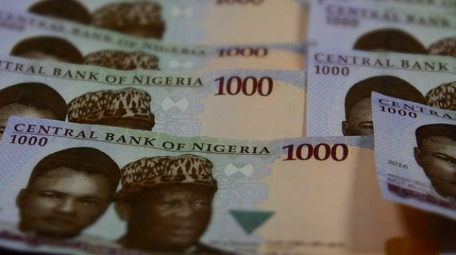 Naira stable as rand, peso tumble
