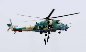 Officer injured as Boko Haram shoots air force jet in Borno