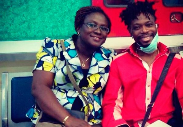 OJB and Mabel