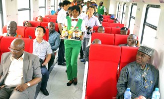 Amaechi fires 11 rail staff for ticket 'racketeering'