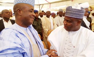Wamakko on Tambuwal's defection: When I go back to Sokoto, you'll see who's really in charge