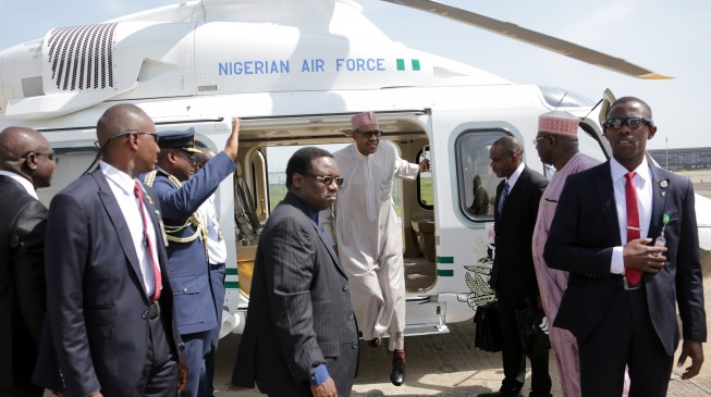 Buhari Not To Return From 'Medical Trip' Until Sunday