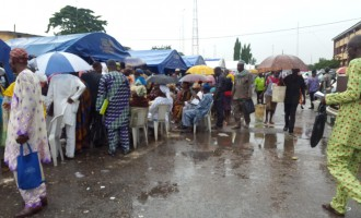 'They forget that they will one day be like us', rain-drenched pensioners tell govt after verification exercise