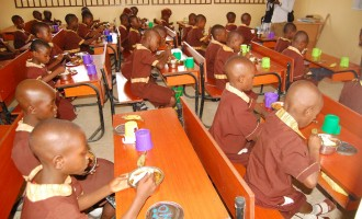 FG releases N375m for feeding of 700,000 pupils in 5 states