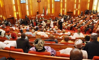 Senate considers Buhari's $5.5bn loan request
