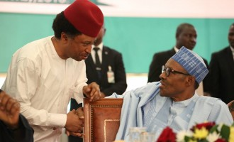 Shehu Sani: Buhari can be afraid because he's human, but he CAN'T bow to militants