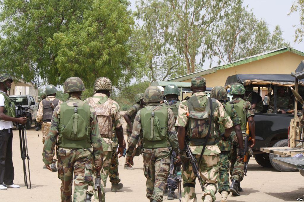 Soldiers barracks 2