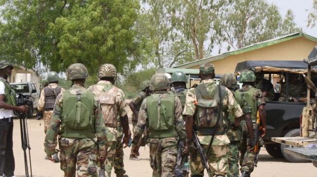 Army Why we invaded UN building in Maiduguri