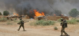Troops kill three Boko Haram fighters in Borno