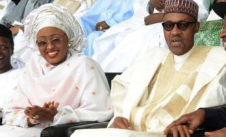 I won't campaign for Buhari in 2019 if things continue like this, says wife