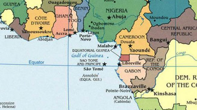 Nigeria's security strength in the Gulf of Guinea