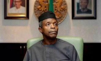 Osinbajo: Buhari has adopted 2 recommendations from confab report