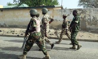 Army: Boko Haram insurgents killed while trying to infiltrate Yobe community