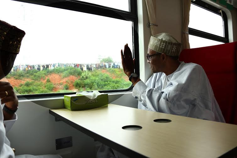Abuja-Kaduna Rail 3