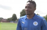 VIDEO: Leicester is like a family… that's why I joined, says Musa