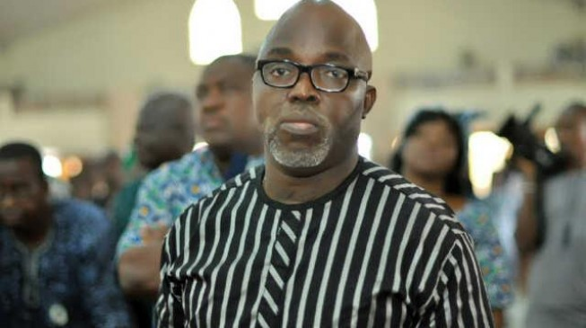 Pinnick breaks NFF presidency jinx, returns for second term