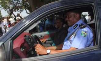 Acting IGP: Arase went with 24 vehicles but I inherited an old car