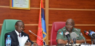 Baru seeks fresh military might as Nigeria records 1,447 vandalism cases in 5 months
