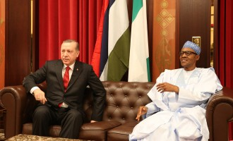 Buhari praises Turks, says coup is no longer acceptable