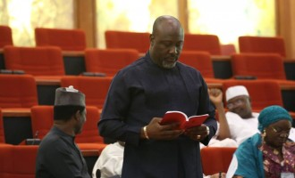 FACT CHECK: Is Ekweremadu right about senate deciding Melaye's fate?